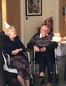 manor house birthday party